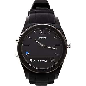 Martian Watches Notifier Smartwatch スマートウォッチアクティビティトラッカー活動量計 [並行輸入品]