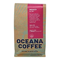 OCEANA COFFEE Coffee Mexico Jaltenango Whole Bean, 12 OZ