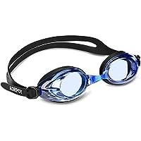 AdePoy スイミングゴーグル スイム ゴーグル 水泳ゴーグル 水中メガネ UVカット 曇り防止 柔らかいシリコン 男女兼用