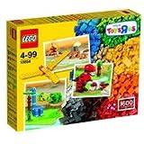 めっちゃ楽しい!LEGO 10654 レゴ アイデアパーツ 1600 トイザらス限定