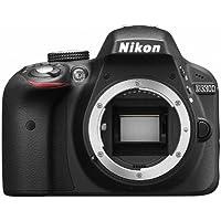 Nikon デジタル一眼レフカメラ D3300 ボディ ブラック D3300BK