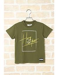 イッカ キッズ(ikka) 【キッズ】ボックスプリントTシャツ(100~160cm)