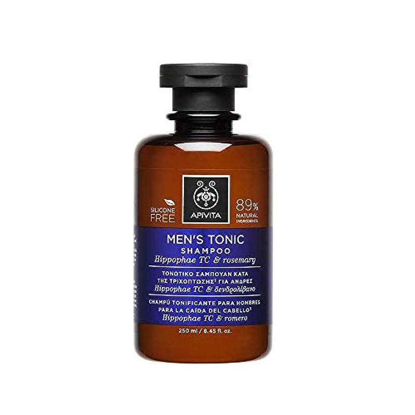 読み書きのできない慰めしみアピヴィータ Men's Tonic Shampoo with Hippophae TC & Rosemary (For Thinning Hair) 250ml [並行輸入品]