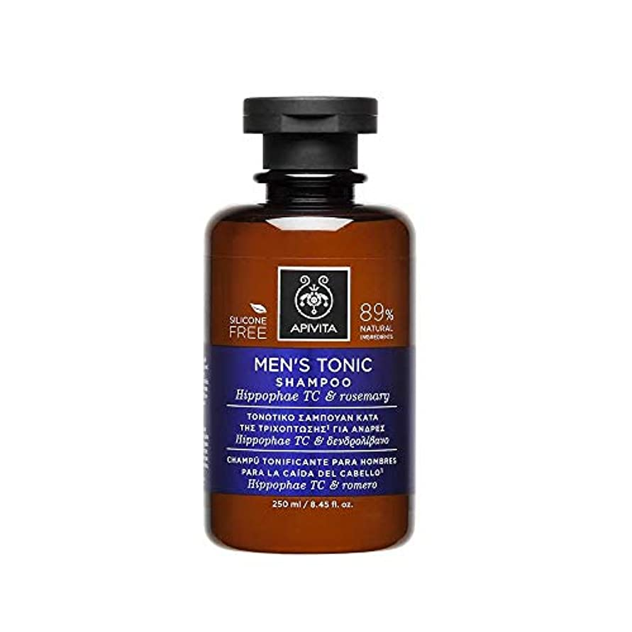 例外歯車スカリーアピヴィータ Men's Tonic Shampoo with Hippophae TC & Rosemary (For Thinning Hair) 250ml [並行輸入品]