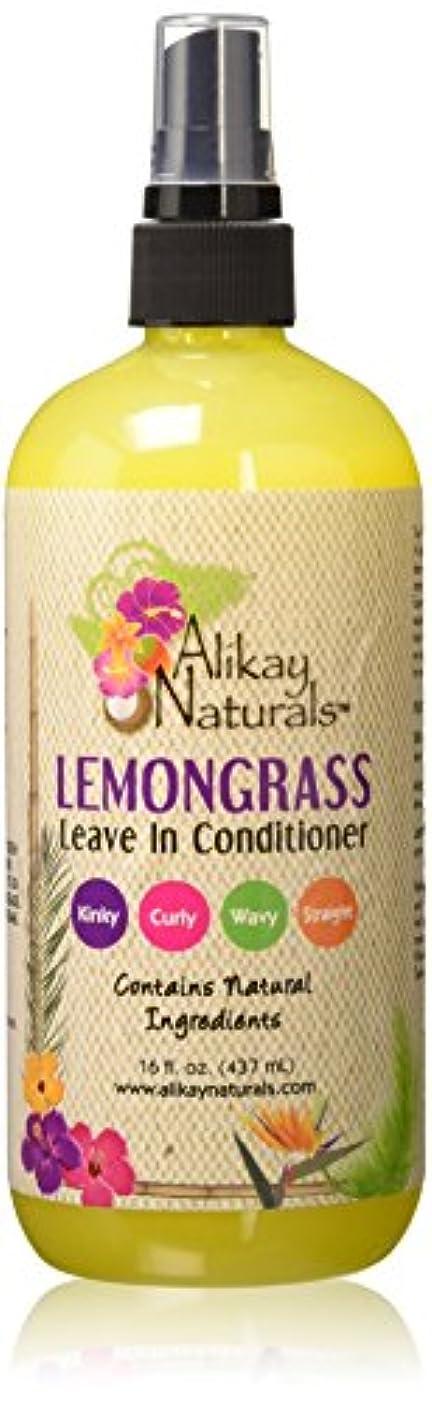 効能どこにでも手綱Alikay Naturals - レモングラスは、リーブインコンディショナー16オズ