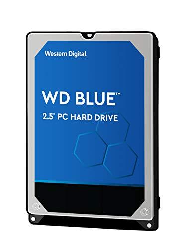 Digital WD HDD 内蔵ハードディスク 2.5インチ 2TB WD Blue SATA 6Gb s メーカー保証2年 WD20SPZX