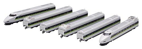 TOMIX Nゲージ 92823 100系山陽新幹線 (フレッシュグリーン) 6両セット