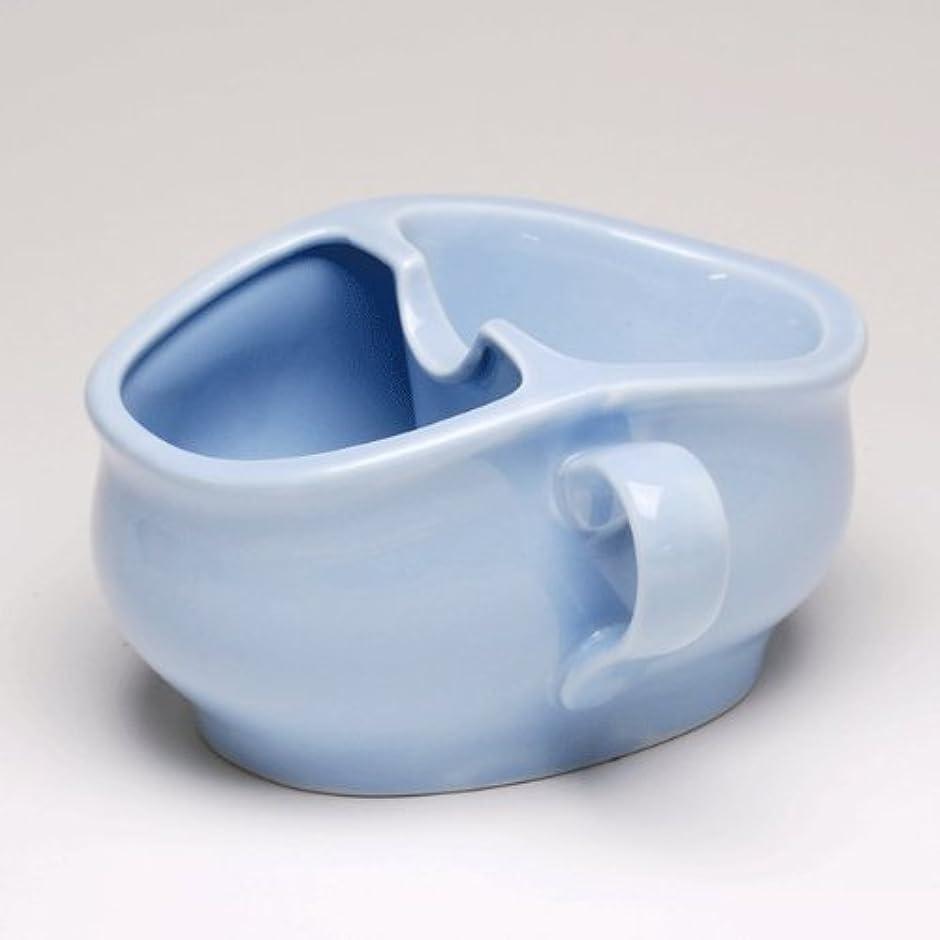 いつかマートアーティストパーフェクト シェービングカップ ブルー