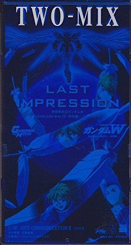 LAST IMPRESSION / TWO-MIX