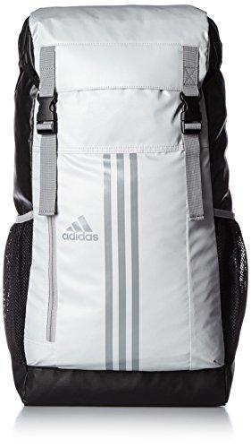 [アディダス] adidas 3 ストライプス Basic バックパック 35L BIP73 B43197 (クリアオニキス/グレー)
