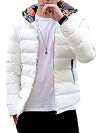 NKT ARROWS 中綿ジャケット メンズ 防寒 M-5XL 無地 全3色 カジュアル シンプル 大きいサイズあり チャック ダウンコート ライトダウン きれいめ 新着 柔らかい