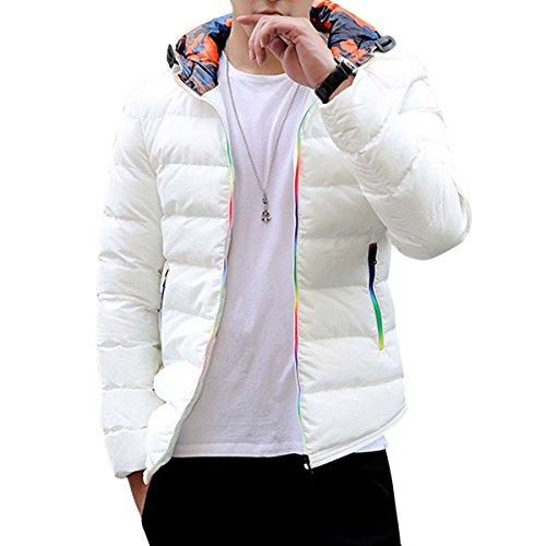 NKT ARROWS ダウンジャケット メンズ 防寒 M-5XL 無地 全3色 カジュアル シンプル 大きいサイズあり チャック ダウンコート ライトダウン きれいめ 新着 柔らかい