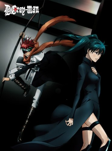 D.Gray-man 11 [DVD]