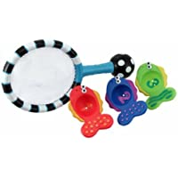 Sassy Developmental Bath Toy, Catch and Count Net by Sassy [並行輸入品]
