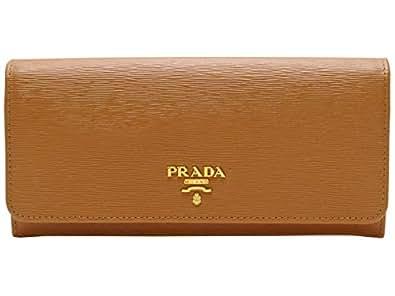 (プラダ) PRADA 財布 長財布 二つ折り レザー 1MH132 アウトレット [並行輸入品]