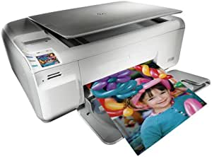 HP Photosmart C4480 All-in-One Q8397C#ABJ