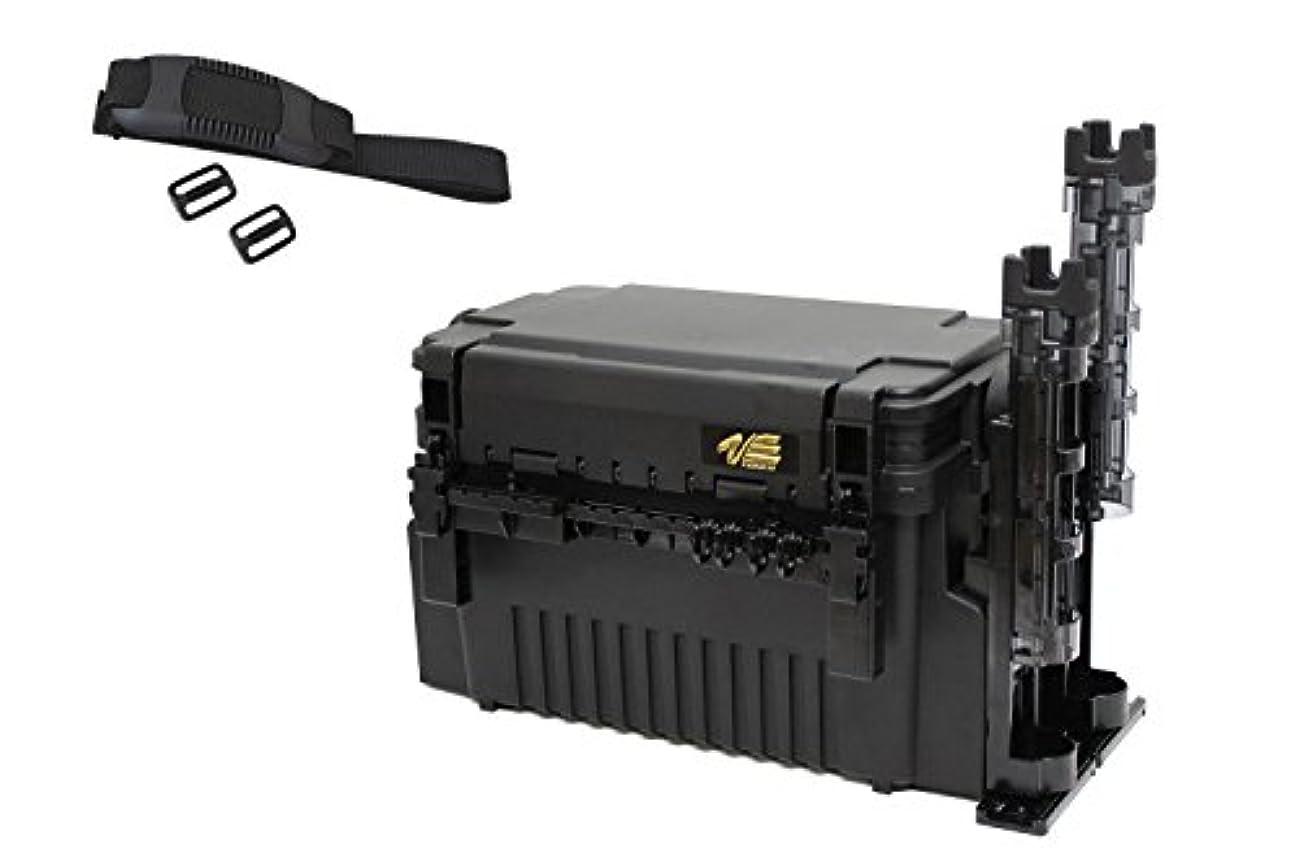 リース身元前置詞MEIHO(メイホウ) VS7070 BM-250light(BK)×2 マルチハンガーBM ハードベルト タックルボックスセット