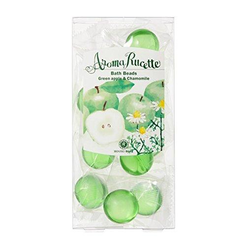 ハウスオブローゼ アロマルセット バスビーズ 7g×11個 (青りんご&カモミールの香り)