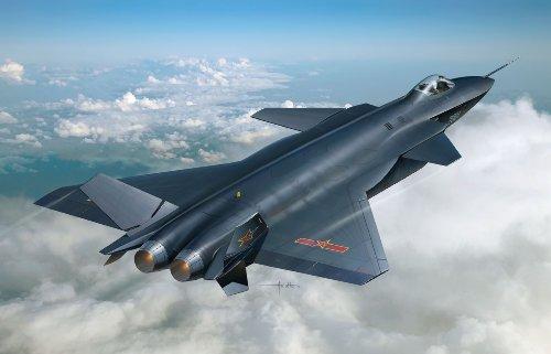 1/144 J-20 中国空軍 ステルス戦闘機