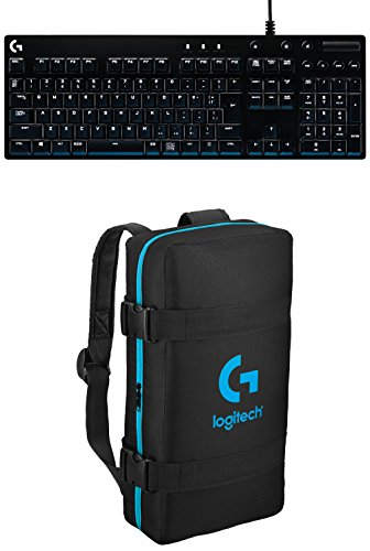 【Amazon.co.jp限定】 Logicool ロジクール キーボード キャリーバッグ + G610BR