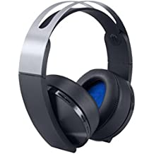 Sony Platinum Wireless Headset for PlayStation 4