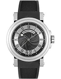 [ブレゲ] BREGUET 腕時計 マリーンII ラージデイト 5817ST/92/5V8 メンズ 新品 [並行輸入品]