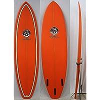 "Clyde Beatty Jr(クライド・ビーティー・ジュニア)サーフボード [Orange] 6'8"" ショートボード"