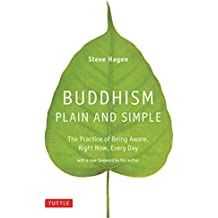 Buddhism Plain and Simple: The Practice of Being Aware Right Now, Every Day
