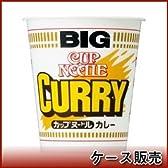 日清食品 BIGカップヌードル カレー 118g × 12個