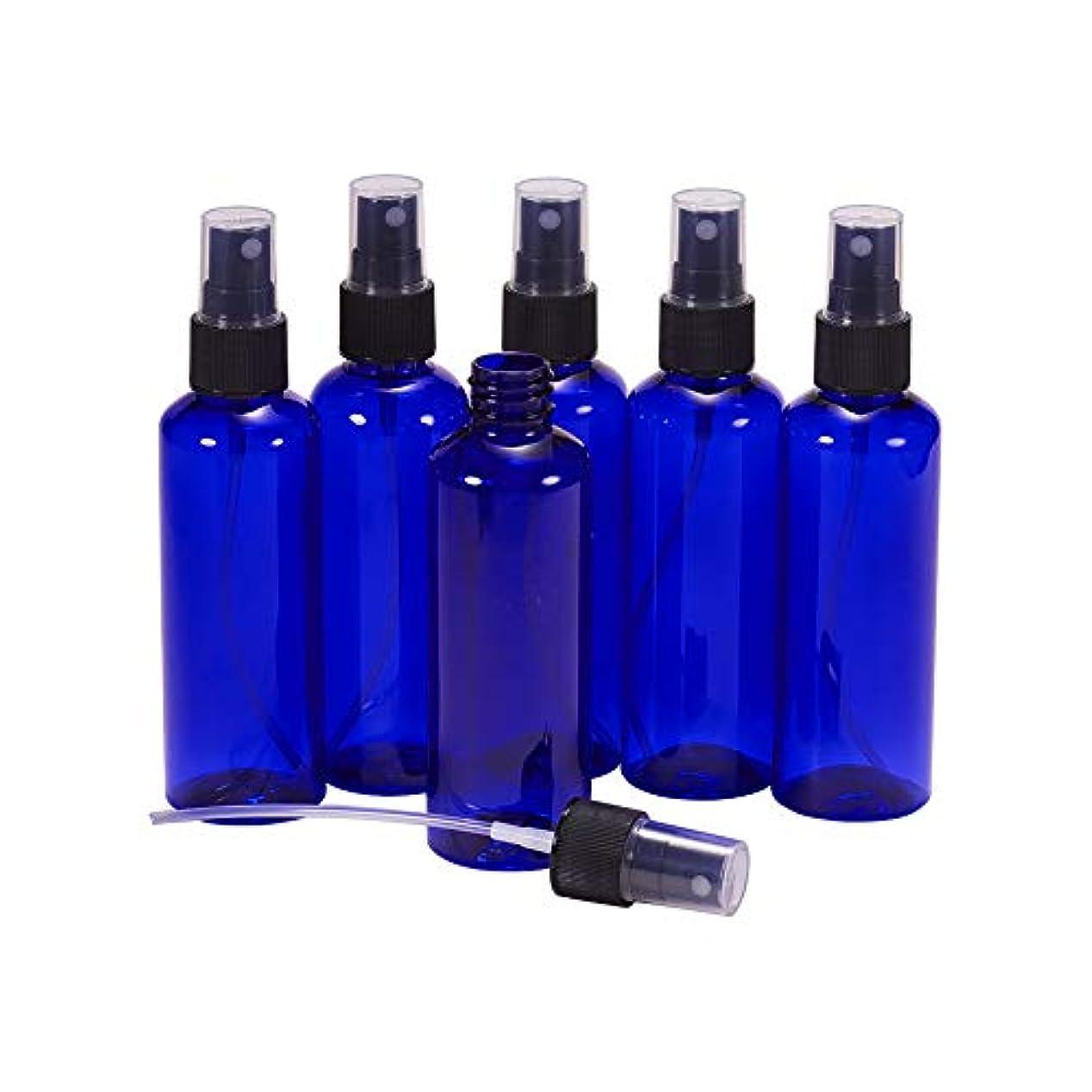 ジェームズダイソン列挙するおなかがすいたBENECREAT 100mlスプレーボトル 8個セット遮光瓶 小分けボトル プラスチック容器 液体用空ボトル 押し式詰替用ボトル 詰め替え シャンプー クリーム 化粧品 収納瓶
