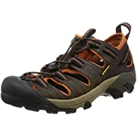 Keen Men's Arroyo II - Athletic and Outdoor Sandals, Black