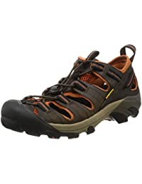 [キーン] KEEN MEN ARROYO II 1008419 Black Olive/B Brown (Black Olive/B Brown/7.5)