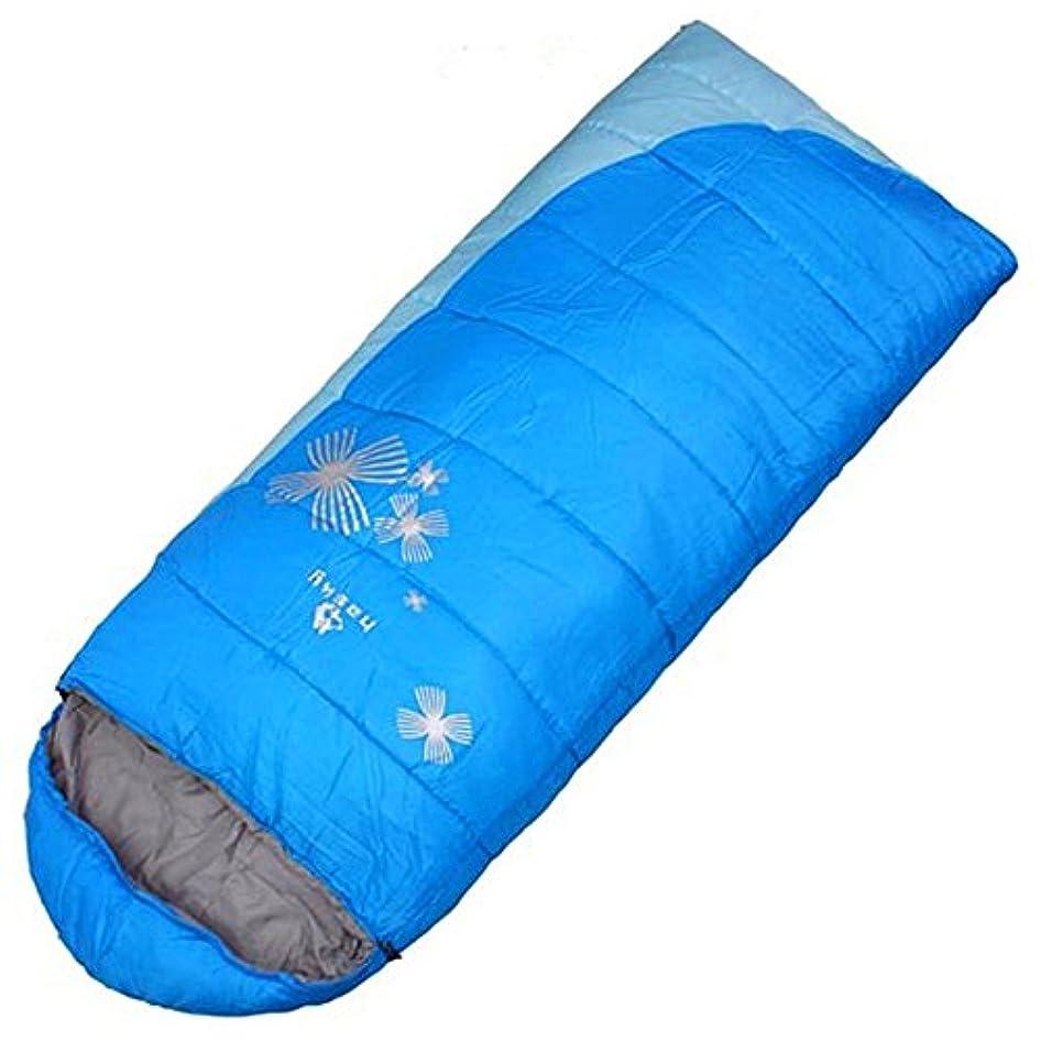 団結する人口忍耐Okiiting 携帯用屋外の寝袋、テントの寝袋、暖かく快適、通気性、防水性、耐摩耗性、品質保証 うまく設計された