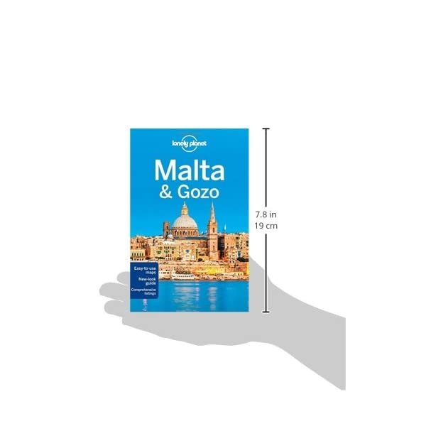 Lonely Planet Malta & ...の紹介画像23
