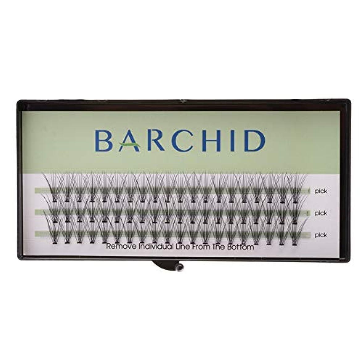 僕の生じる合体BARCHID つけまつげ ナチュラルつけまつげ高品質 まつげエクステ フレアセルフ用 超極細素材 太さ0.07mm 12mm Cカール マツエク10本束セルフマツエク キット