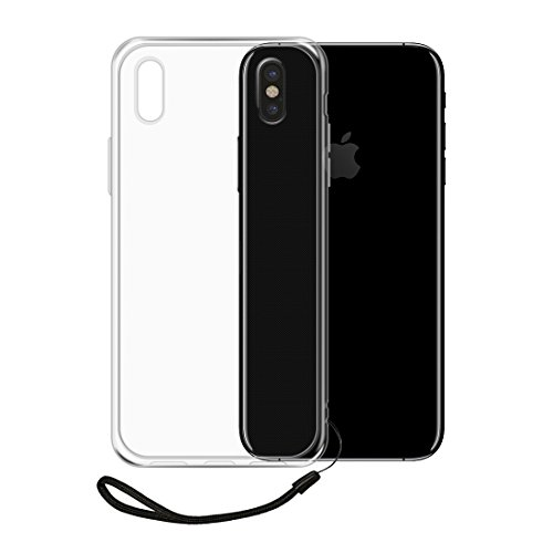 iPhone X ケース TopACE クリア スリム iP...
