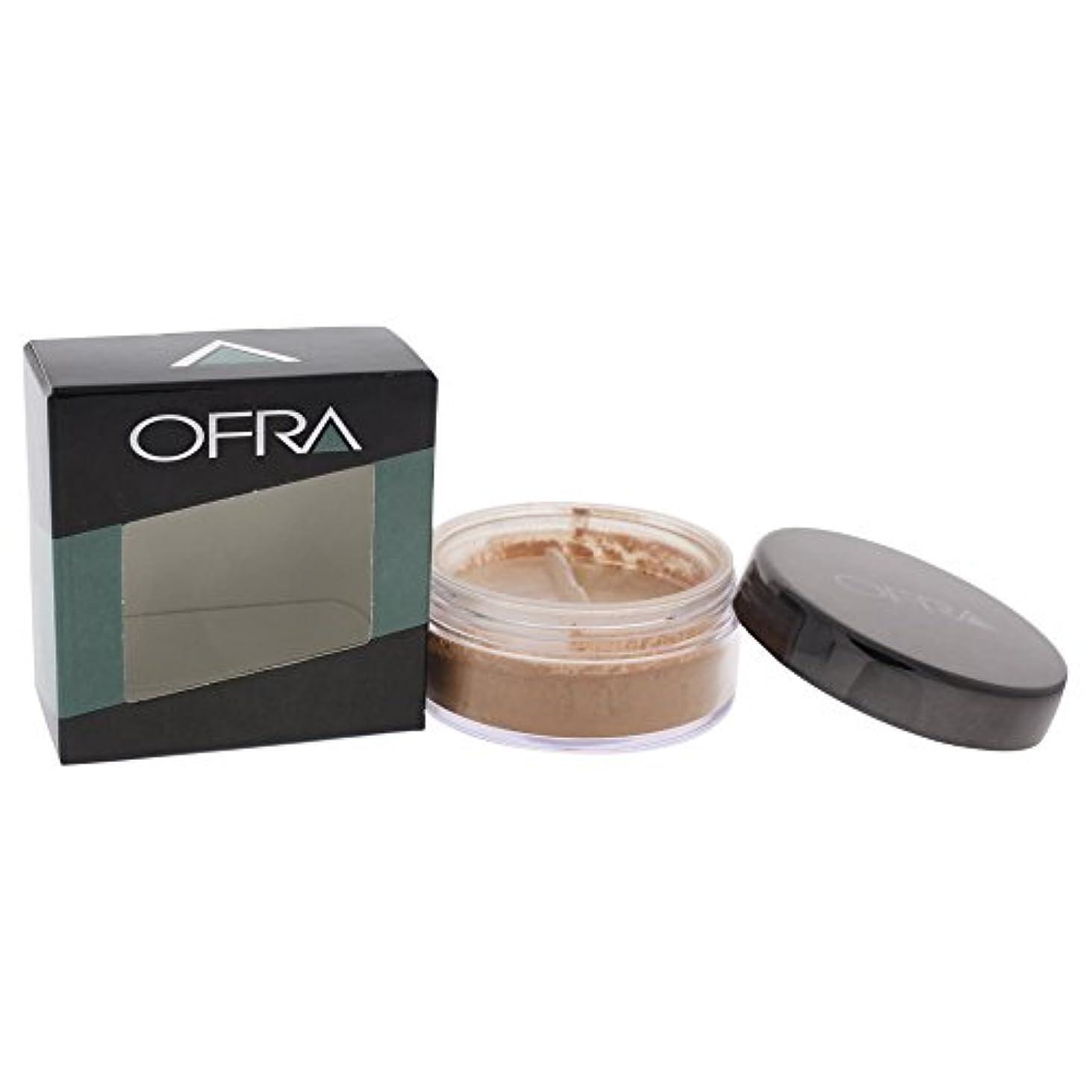範囲石化する冷蔵するDerma Mineral Makeup Loose Powder Foundation - Sand