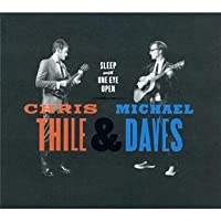 Sleep With One Eye Open by Chris Thile (2011-05-10)