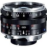 Zeiss 35?mm f / 2.8手動フォーカスレンズ( Leica C Biogon T * ZM m-mount )???ブラック