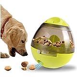 Panni 犬用 おもちゃ ペット 餌入れ知育玩具 おやつボール 倒れないエッグ 知育玩具 IQステップボール 運動不足…