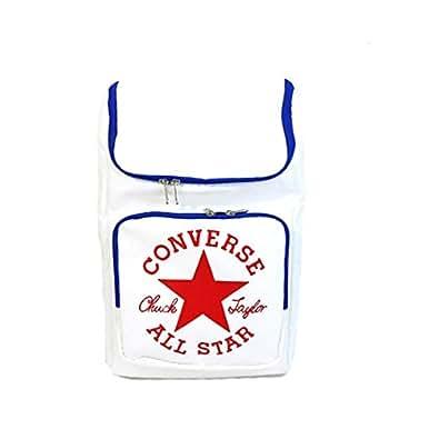 (02ホワイト) (コンバース) (6色) リュック CONVERSE スクエア リュックサック デイパック メンズ レディース 通学 学生 アウトドア 通勤 登山 防災 オールスター