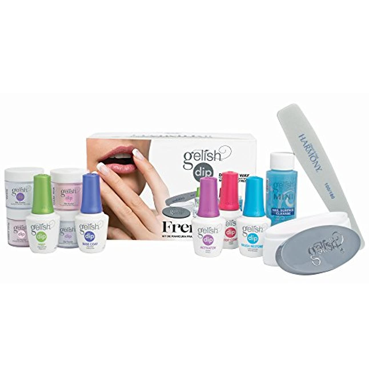 Harmony Gelish - Acrylic Dip Powder - French Kit