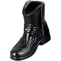 Lovoski ファッション 12インチ アクションフィギュア対応 1/6スケール 男の子 ハイブーツ アンクルブーツ シューズ 靴 2色選べる  - 2
