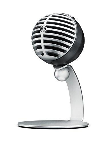 SHURE コンデンサーマイク 実況/配信 MOTIVシリーズ MV5 iOS Android PC対応 グリーン MV5A-G-LTG-A 【国内正規品】