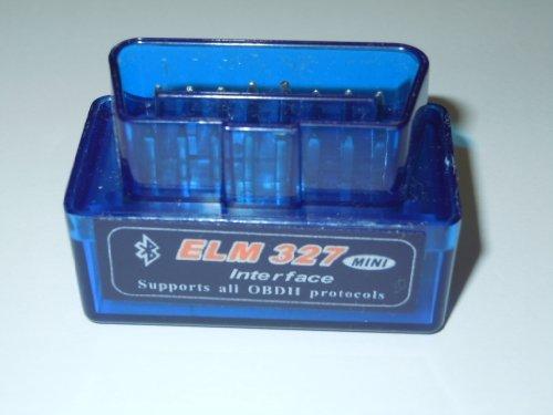 超小型モデル OBDII 診断 ELM327 Bluetoo...