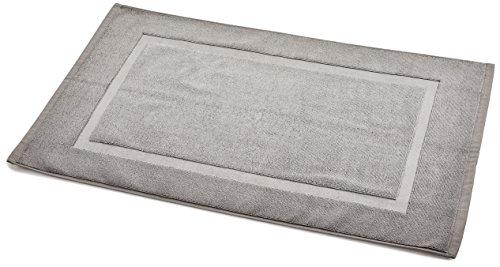 Amazonベーシック バスマット グレー 51×79cm