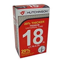 Hutchinson 18 In. X 1.70-2.35 Premium Universal Tube with Welded Schrader Valve by Hutchinson