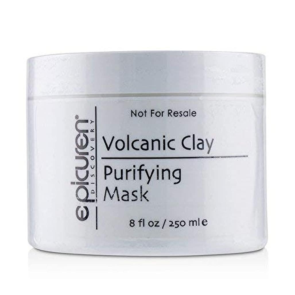 ホームレスベリー霊Epicuren Volcanic Clay Purifying Mask - For Normal, Oily & Congested Skin Types 250ml/8oz並行輸入品