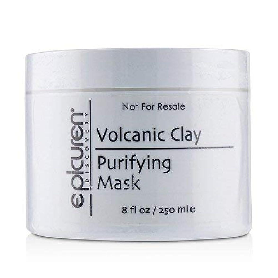 やりがいのあるそうスーパーEpicuren Volcanic Clay Purifying Mask - For Normal, Oily & Congested Skin Types 250ml/8oz並行輸入品