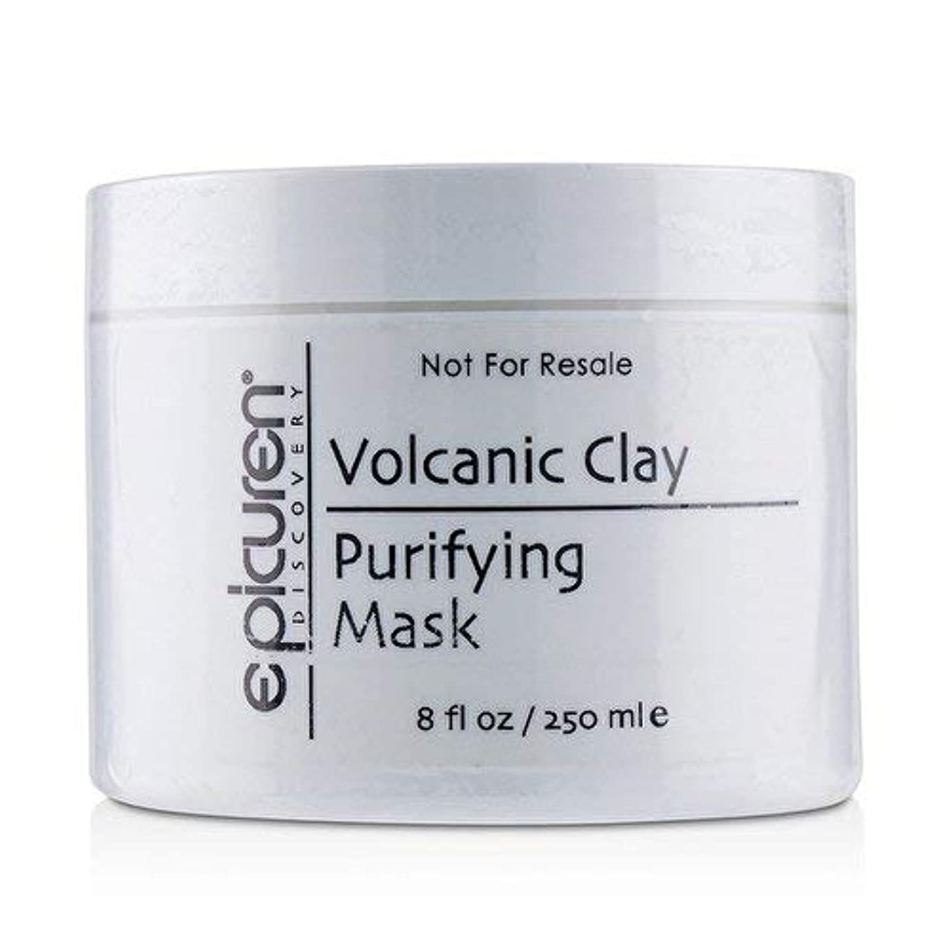 協定用量知覚Epicuren Volcanic Clay Purifying Mask - For Normal, Oily & Congested Skin Types 250ml/8oz並行輸入品
